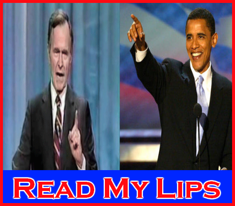Read My Lips, No New Taxes