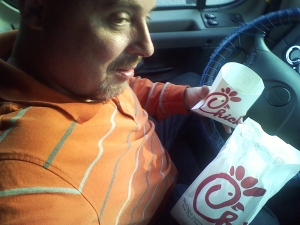 My First Chick-Fil-A