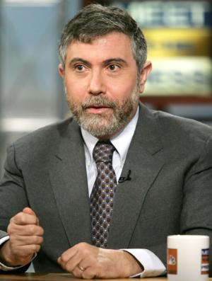 Paul Krugman and Aliens
